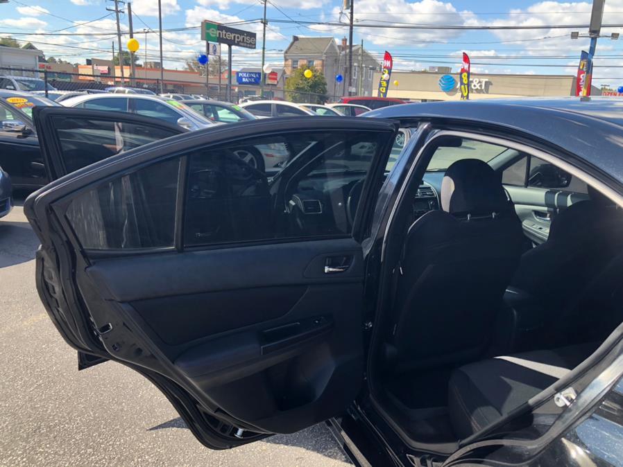 Used Subaru WRX 4dr Sdn Man Premium 2015 | Eugen's Auto Sales & Repairs. Philadelphia, Pennsylvania