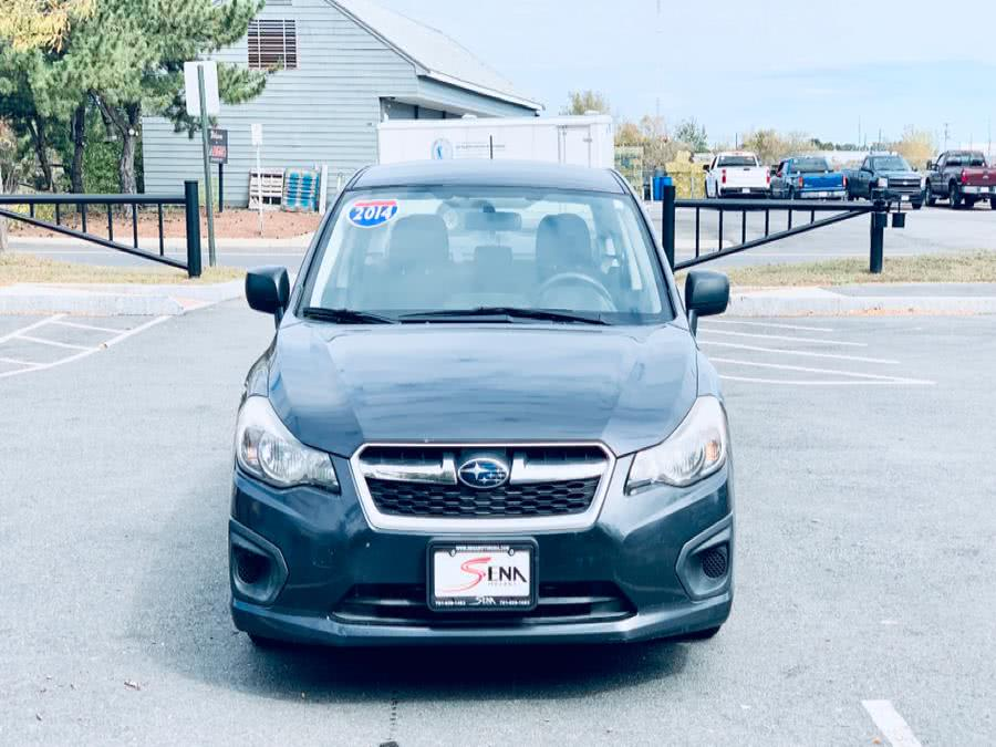 Used Subaru Impreza Sedan 4dr Auto 2.0i 2014   Sena Motors Inc. Revere, Massachusetts