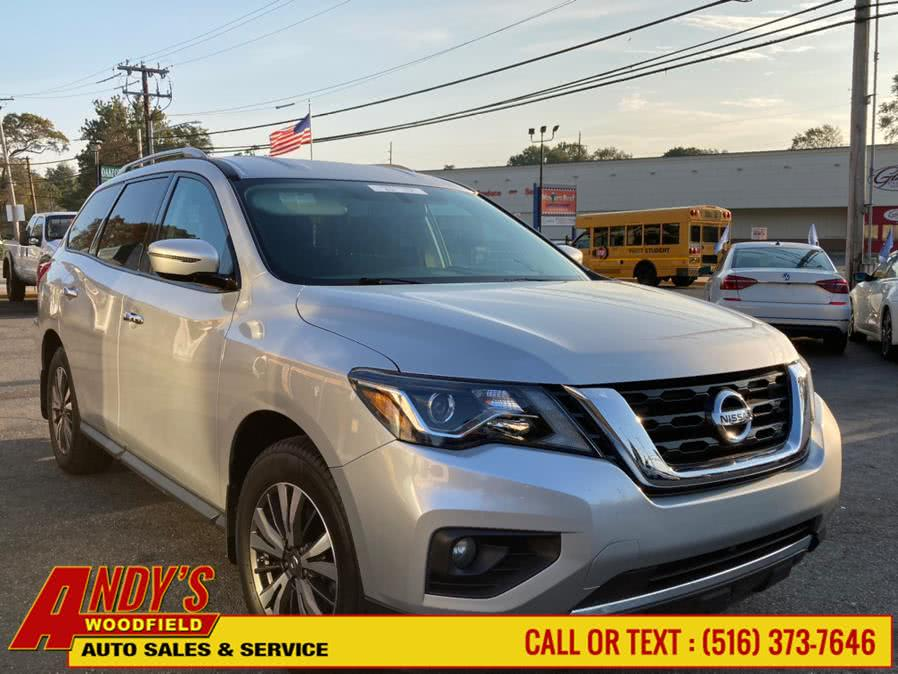 Used 2017 Nissan Pathfinder in West Hempstead, New York | Andy's Woodfield. West Hempstead, New York