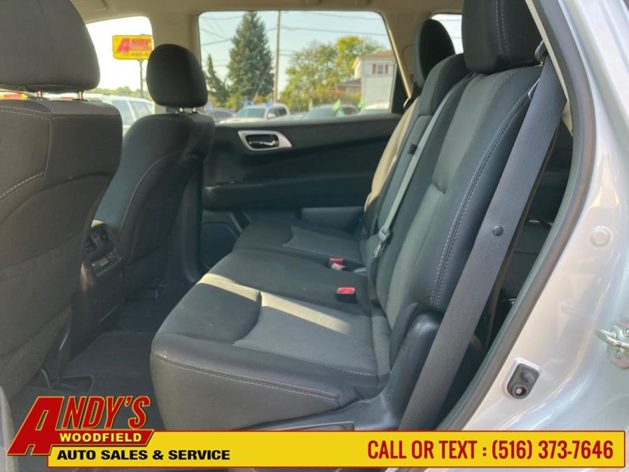 Used Nissan Pathfinder 4x4 SV 2017 | Andy's Woodfield. West Hempstead, New York