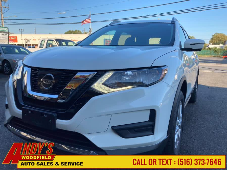 Used 2017 Nissan Rogue in West Hempstead, New York | Andy's Woodfield. West Hempstead, New York