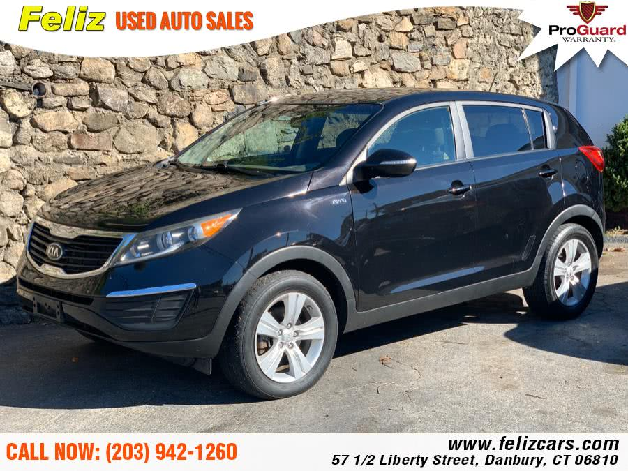 Used 2013 Kia Sportage in Danbury, Connecticut | Feliz Used Auto Sales. Danbury, Connecticut