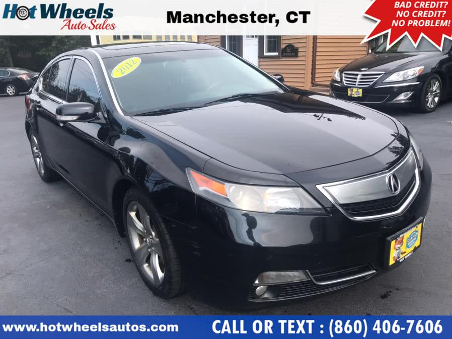 Used 2012 Acura TL in Manchester, Connecticut | Hot Wheels Auto Sales LLC. Manchester, Connecticut