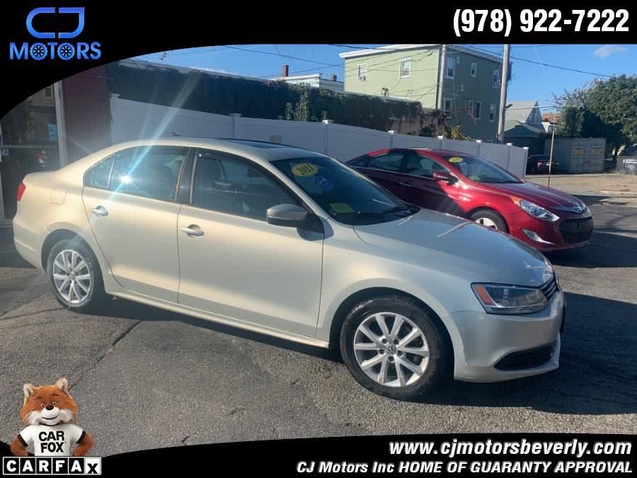 Used 2011 Volkswagen Jetta Sedan in Beverly, Massachusetts | CJ Motors Inc. Beverly, Massachusetts