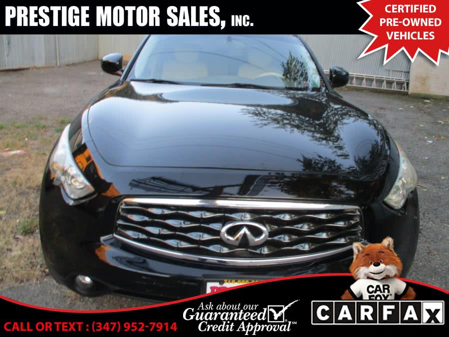Used 2009 Infiniti FX35 in Brooklyn, New York | Prestige Motor Sales Inc. Brooklyn, New York