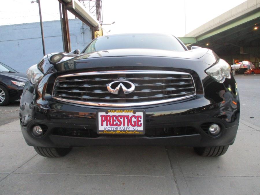 Used Infiniti FX35 AWD 4dr 2009 | Prestige Motor Sales Inc. Brooklyn, New York