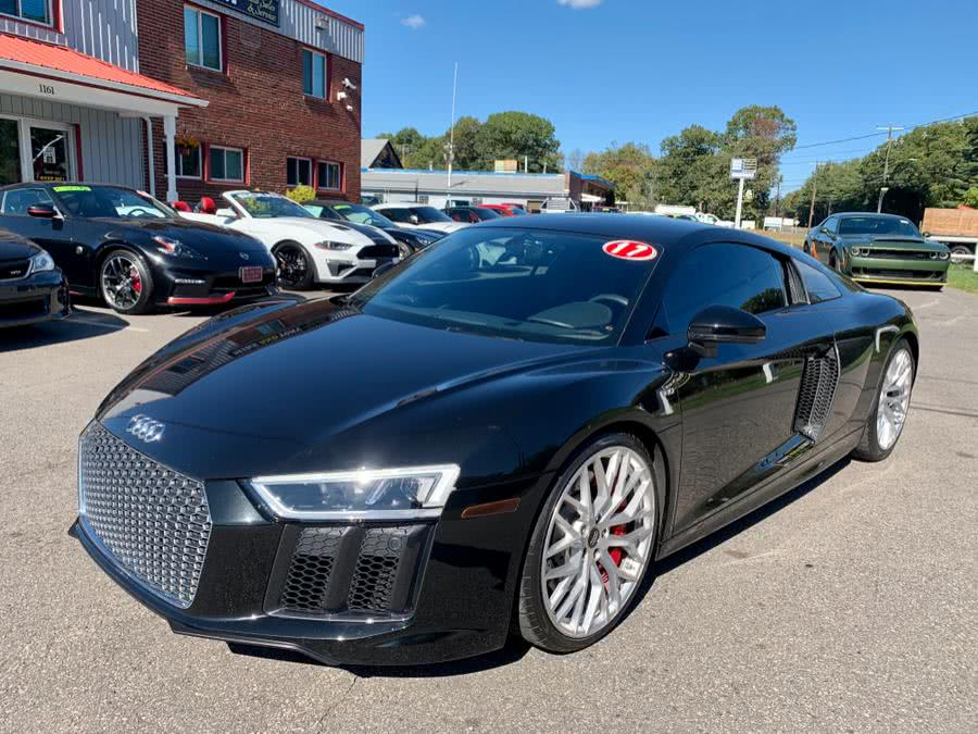 Used 2017 Audi R8 Coupe in South Windsor, Connecticut   Mike And Tony Auto Sales, Inc. South Windsor, Connecticut