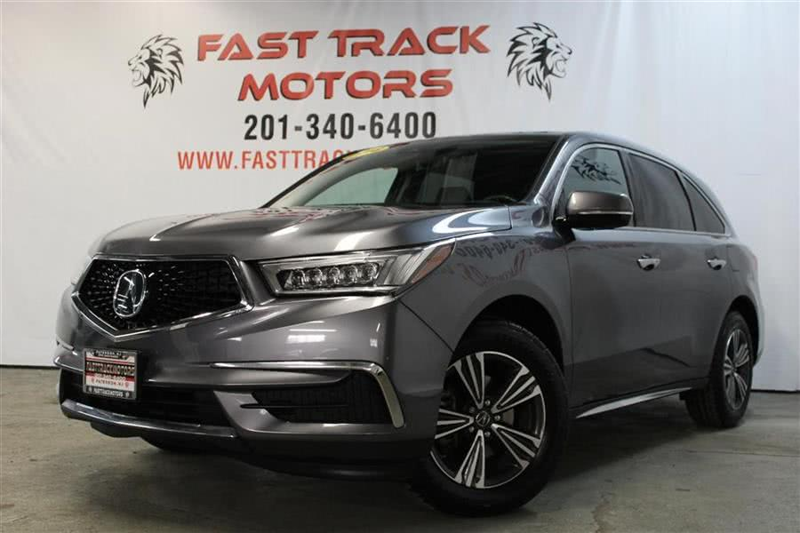 Used 2018 Acura Mdx in Paterson, New Jersey | Fast Track Motors. Paterson, New Jersey