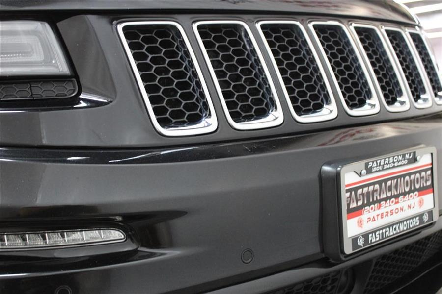 Used Jeep Grand Cherokee SRT-8 2014 | Fast Track Motors. Paterson, New Jersey