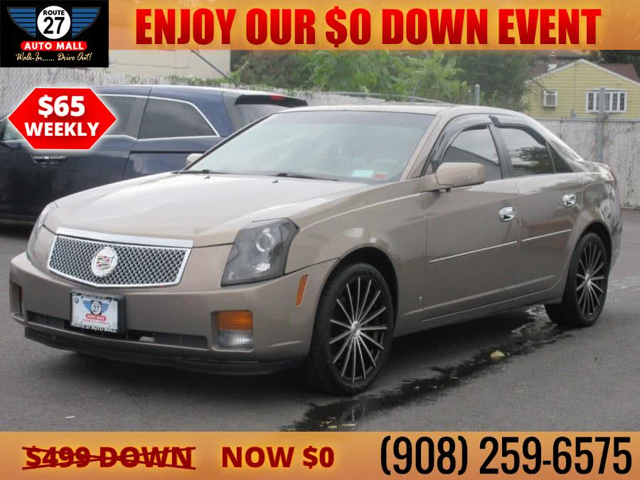 Used 2007 Cadillac CTS in Linden, New Jersey | Route 27 Auto Mall. Linden, New Jersey