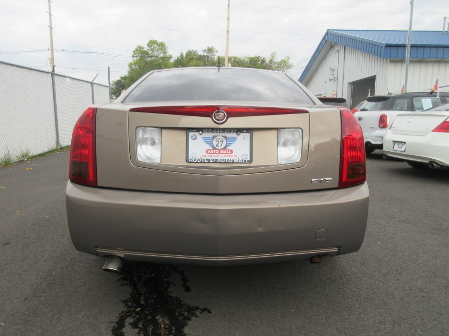 Used Cadillac CTS 4dr Sdn 3.6L 2007   Route 27 Auto Mall. Linden, New Jersey