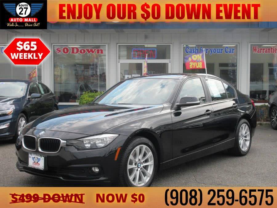 Used 2017 BMW 3 Series in Linden, New Jersey | Route 27 Auto Mall. Linden, New Jersey