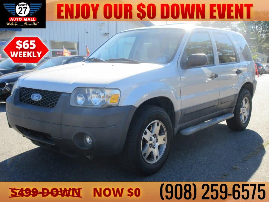 Used 2006 Ford Escape in Linden, New Jersey | Route 27 Auto Mall. Linden, New Jersey