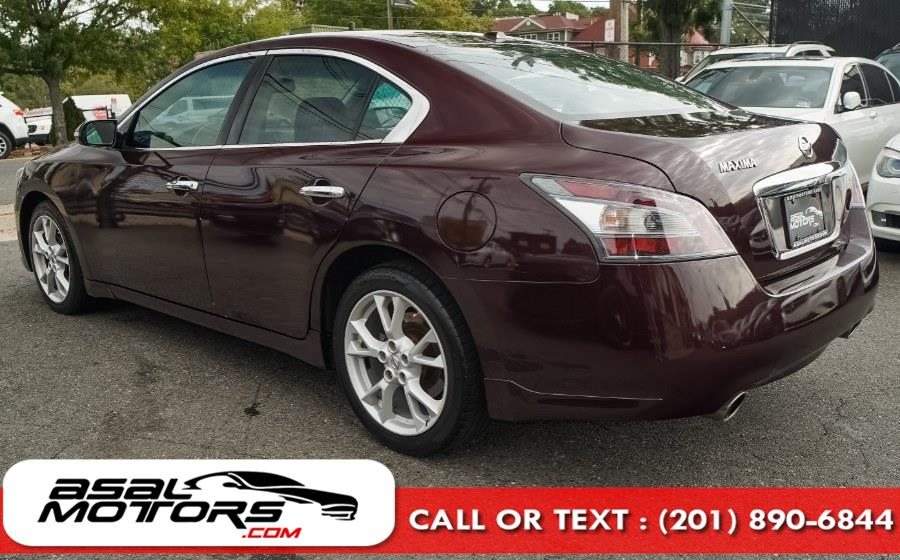 Used Nissan Maxima 4dr Sdn 3.5 SV 2014 | Asal Motors. East Rutherford, New Jersey
