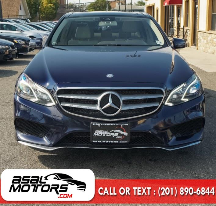 Used Mercedes-Benz E-Class 4dr Sdn E350 Sport 4MATIC 2015 | Asal Motors. East Rutherford, New Jersey