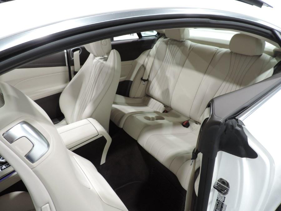 Used Mercedes-Benz E-Class E 400 4MATIC Coupe 2018 | Auto Gallery. Lodi, New Jersey