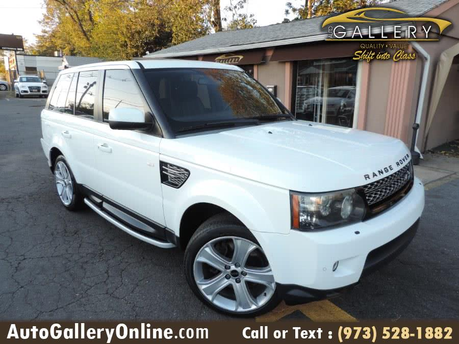 Used 2012 Land Rover Range Rover Sport in Lodi, New Jersey | Auto Gallery. Lodi, New Jersey