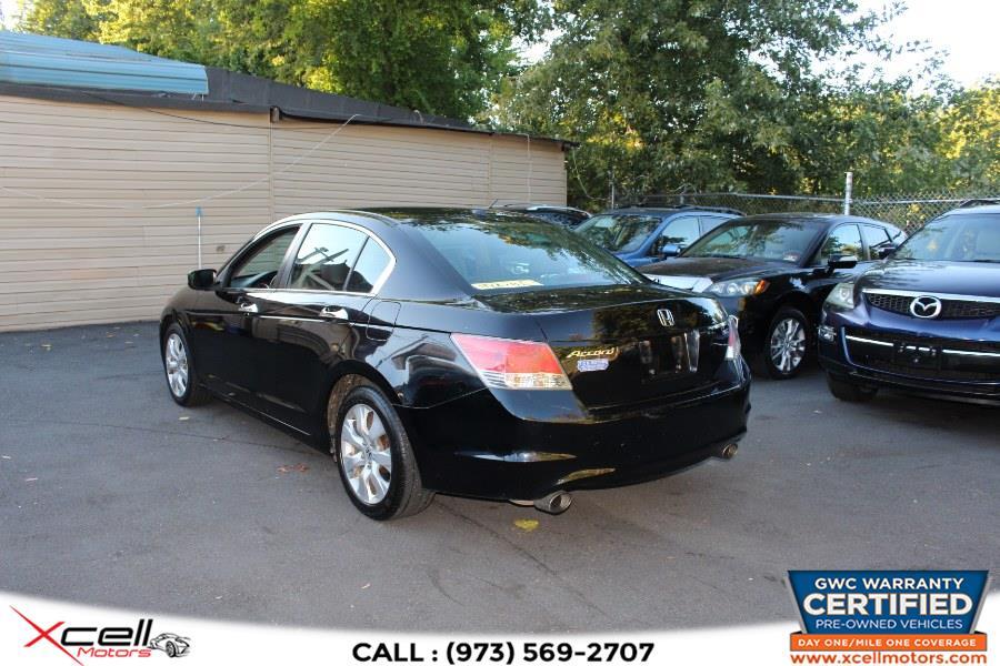 Used Honda Accord EX-L 4dr V6 Auto EX-L 2010 | Xcell Motors LLC. Paterson, New Jersey