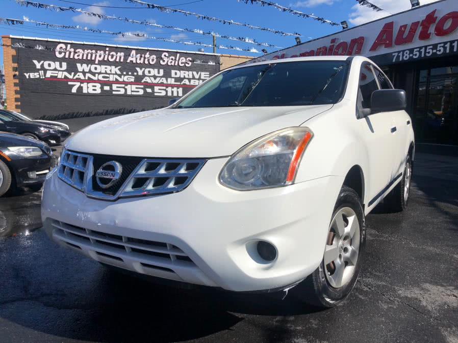 Used 2013 Nissan Rogue in Bronx, New York | Champion Auto Sales Of The Bronx. Bronx, New York