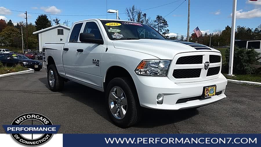 Used 2019 Ram 1500 in Wilton, Connecticut | Performance Motor Cars. Wilton, Connecticut