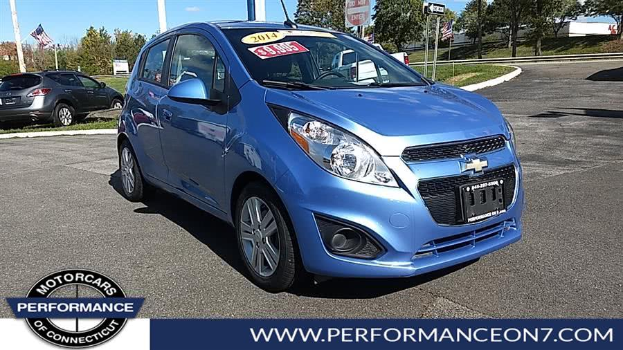 Used Chevrolet Spark 5dr HB CVT LS 2014 | Performance Motor Cars. Wilton, Connecticut