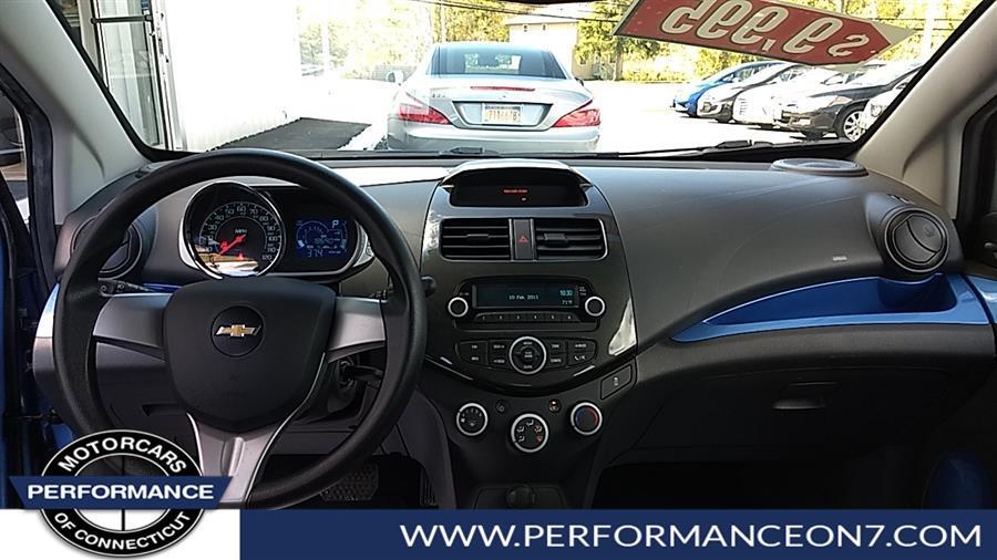 Used Chevrolet Spark 5dr HB CVT LS 2014   Performance Motor Cars. Wilton, Connecticut