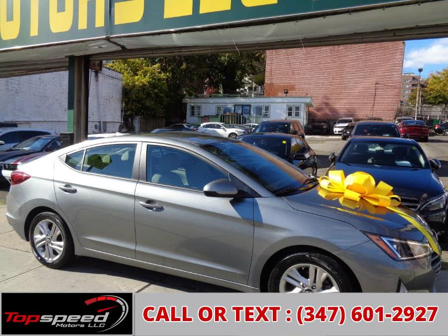 Used 2019 Hyundai Elantra in Jamaica, New York | Top Speed Motors LLC. Jamaica, New York
