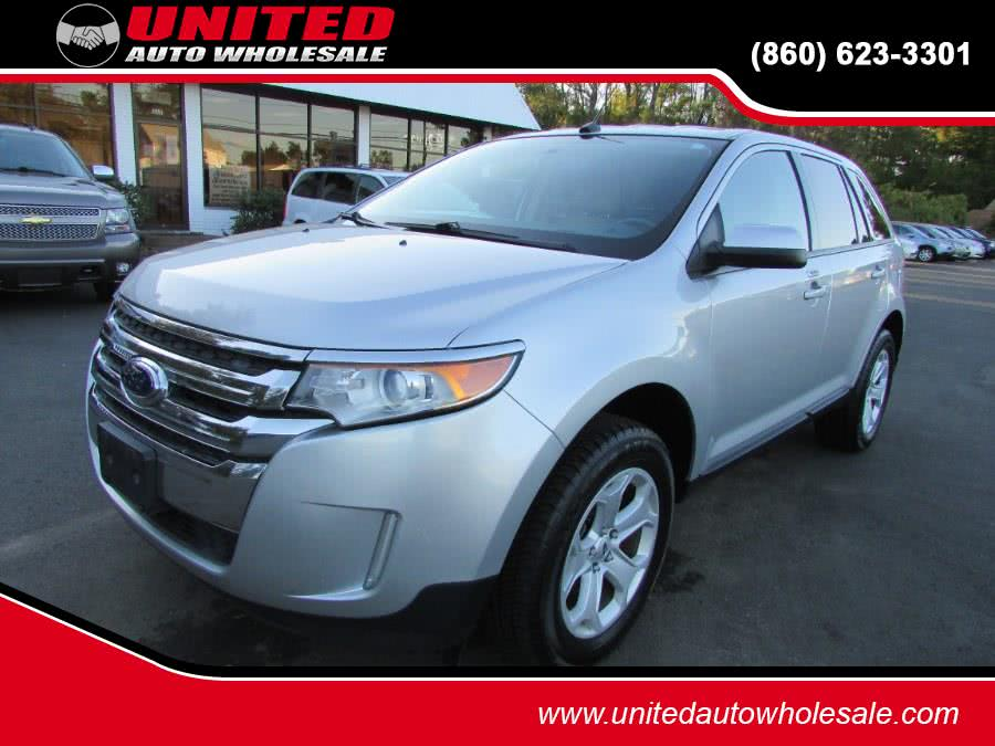 Used 2013 Ford Edge in East Windsor, Connecticut | United Auto Sales of E Windsor, Inc. East Windsor, Connecticut