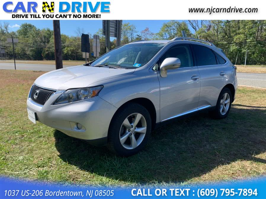 Used Lexus Rx 350 AWD 2011 | Car N Drive. Bordentown, New Jersey