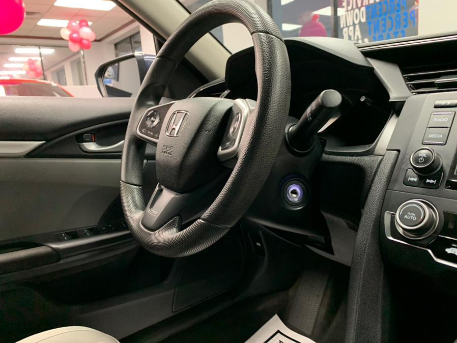 Used Honda Civic Sedan LX CVT 2017 | 5 Towns Drive. Inwood, New York