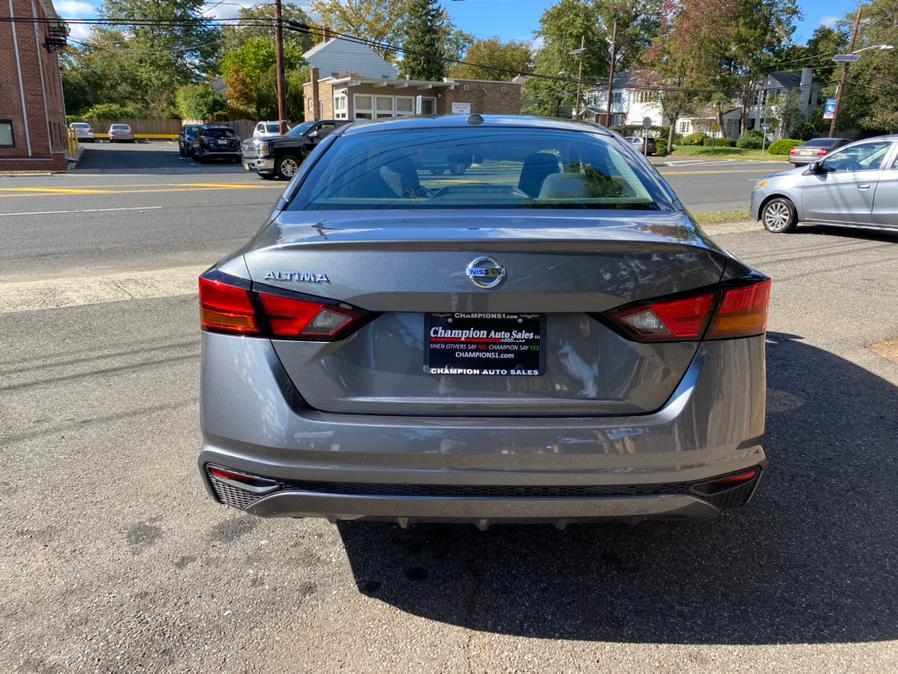 Used Nissan Altima 2.5 S Sedan 2020 | Champion Auto Sales. Rahway, New Jersey
