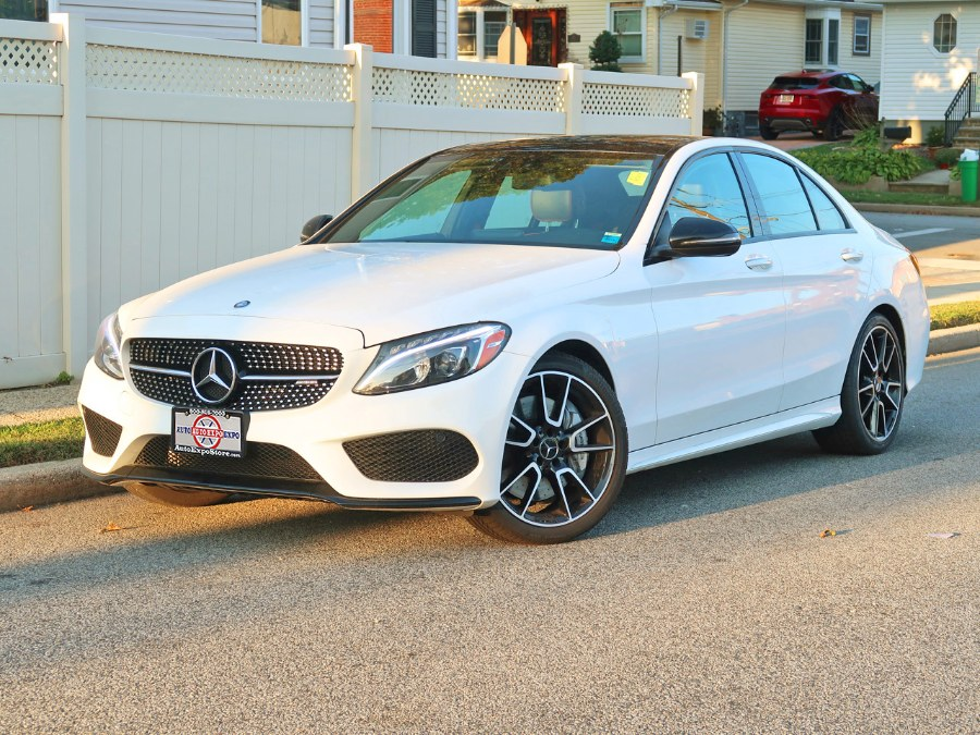 Used Mercedes-benz C-class C 43 AMG® 2017 | Auto Expo Ent Inc.. Great Neck, New York