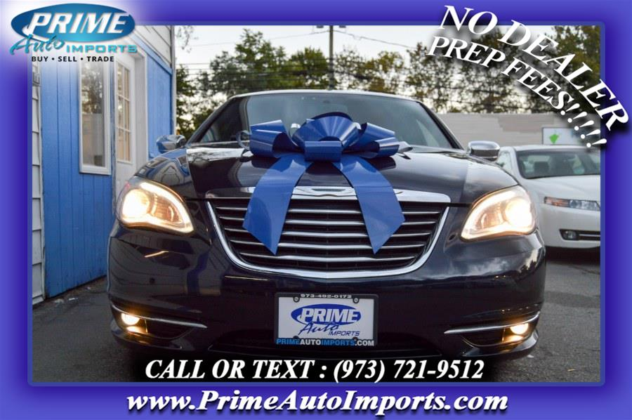 Used Chrysler 200 4dr Sdn Limited 2011 | Prime Auto Imports. Bloomingdale, New Jersey