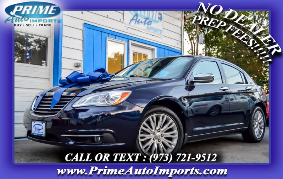 Used 2011 Chrysler 200 in Bloomingdale, New Jersey | Prime Auto Imports. Bloomingdale, New Jersey