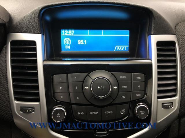 Used Chevrolet Cruze 4dr Sdn Auto 1LT 2013 | J&M Automotive Sls&Svc LLC. Naugatuck, Connecticut