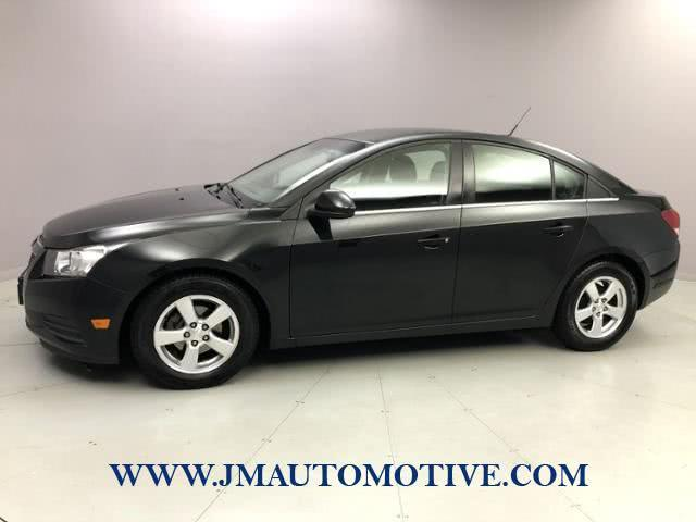 2013 Chevrolet Cruze 4dr Sdn Auto 1LT, available for sale in Naugatuck, CT