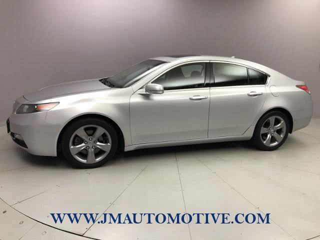 Used 2012 Acura Tl in Naugatuck, Connecticut | J&M Automotive Sls&Svc LLC. Naugatuck, Connecticut