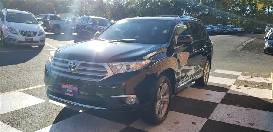 Used Toyota Highlander 4WD 4dr V6 Limited 2012   National Auto Brokers, Inc.. Waterbury, Connecticut