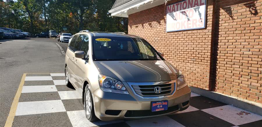 Used 2010 Honda Odyssey in Waterbury, Connecticut | National Auto Brokers, Inc.. Waterbury, Connecticut