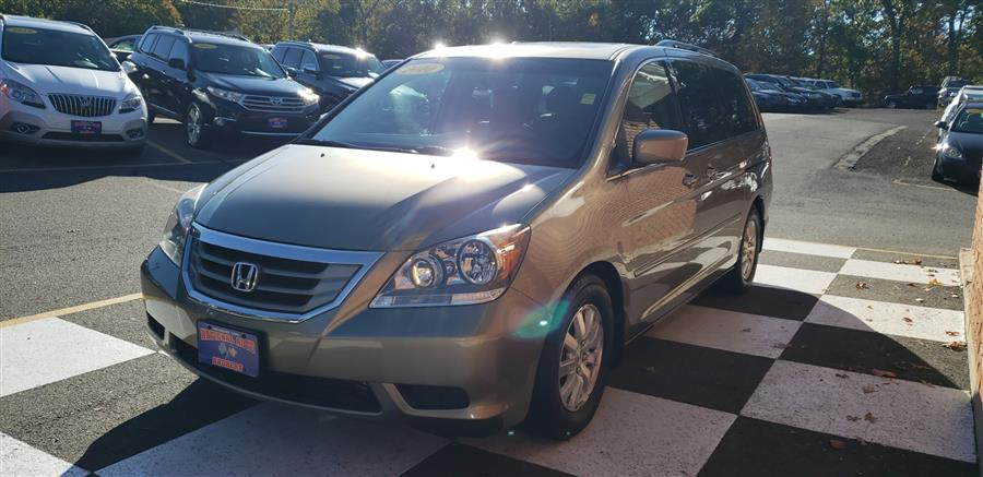 Used Honda Odyssey 5dr EX-L w/RES 2010 | National Auto Brokers, Inc.. Waterbury, Connecticut