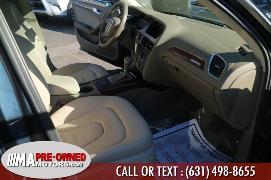 Used Audi A4 4dr Sdn Auto quattro 2.0T Premium 2012 | M & A Motors. Huntington, New York