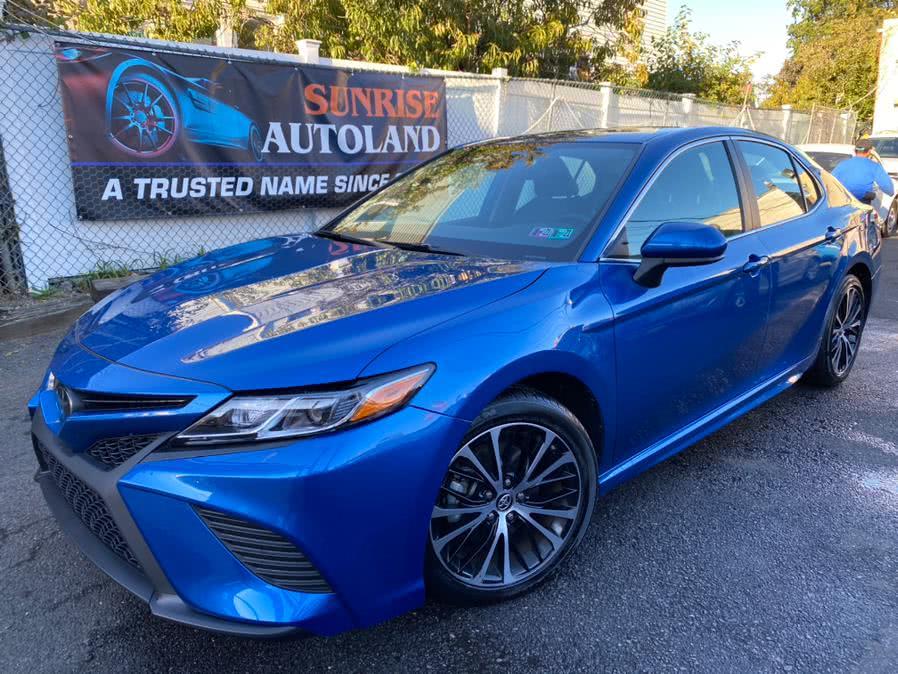 Used 2019 Toyota Camry in Jamaica, New York | Sunrise Autoland. Jamaica, New York