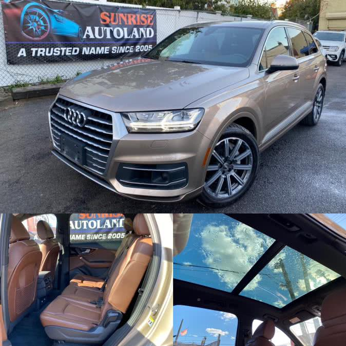 Used 2018 Audi Q7 in Jamaica, New York | Sunrise Autoland. Jamaica, New York