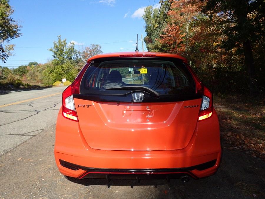 Used Honda Fit Sport CVT 2018 | Eagleville Motors. Storrs, Connecticut