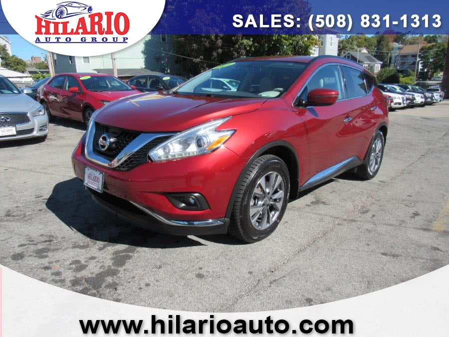Used 2016 Nissan Murano in Worcester, Massachusetts | Hilario's Auto Sales Inc.. Worcester, Massachusetts
