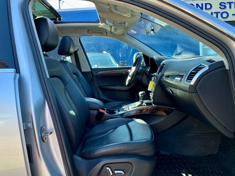 Used Audi Q5 Premium Plus 2014 | Second Street Auto Sales Inc. Manchester, New Hampshire
