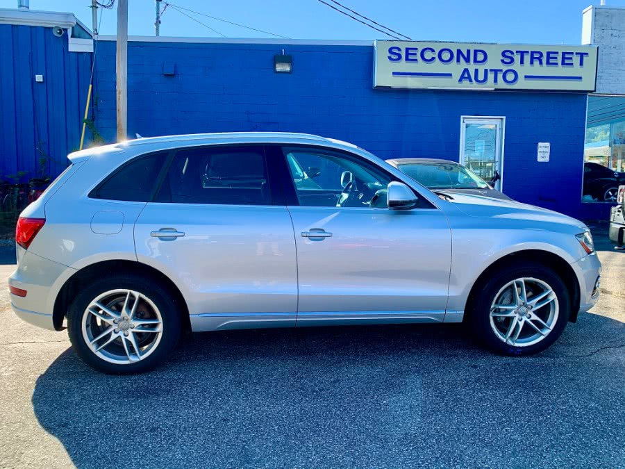 Used 2014 Audi Q5 in Manchester, New Hampshire | Second Street Auto Sales Inc. Manchester, New Hampshire