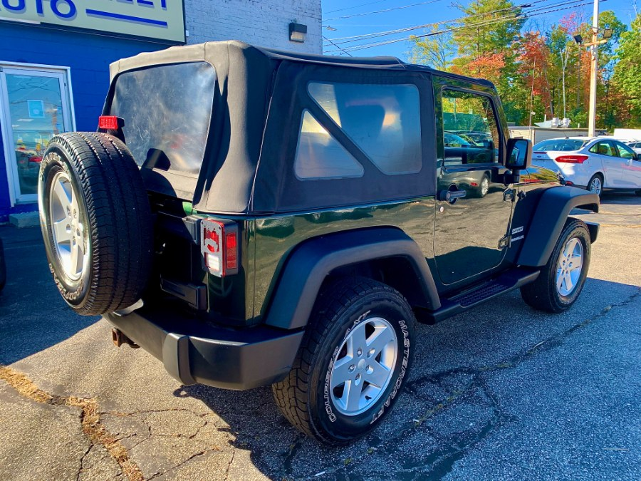 Used Jeep Wrangler SPORT 2010 | Second Street Auto Sales Inc. Manchester, New Hampshire