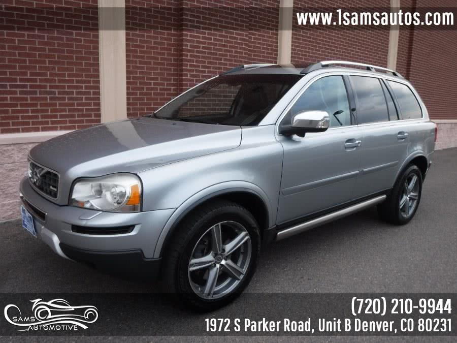 2011 Volvo XC90 AWD 4dr I6 R-Design, available for sale in Denver, CO