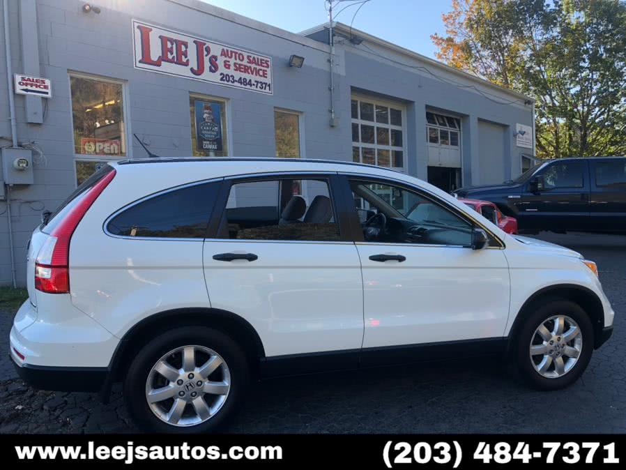 Used 2011 Honda CR-V in North Branford, Connecticut | LeeJ's Auto Sales & Service. North Branford, Connecticut